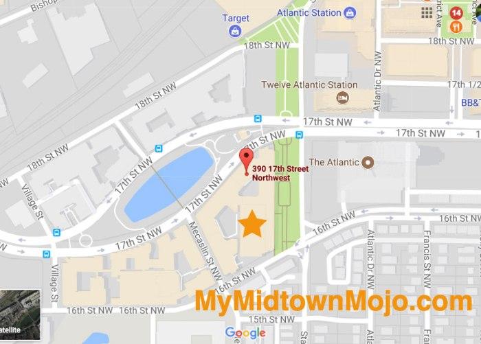 Where are Element Condominiums Located