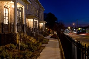 Ansley Parkside Townhomes Intown Atlanta Real Estate