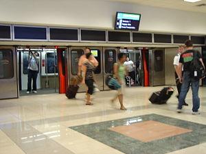 Atlanta Airport Train