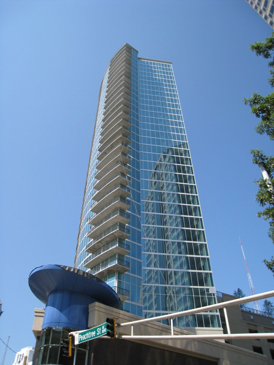 Midtown Atlanta High Rise Condominiums Search Midtown