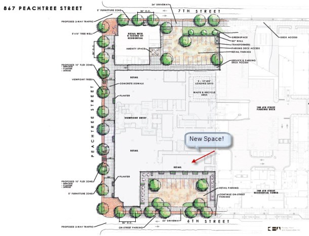 Viewpoint Midtown to Get New Neighbor Apartment Building