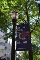 Midtown Atlanta In The Heart