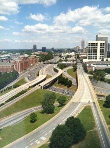 Atlanta's Downtown Connector
