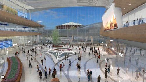 Multi Modal Transit Terminal