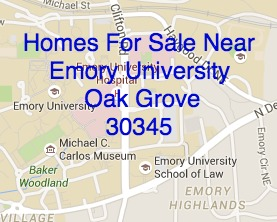 Emory University Homes For Sale May 15, 2015