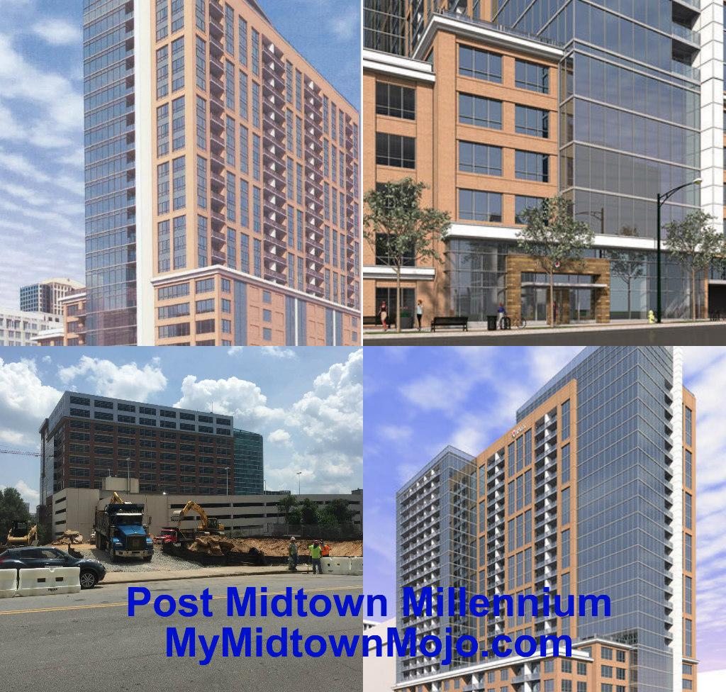 Post Midtown Millennium Breaks Ground On 11th Street