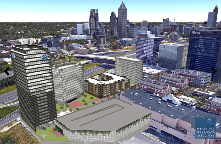 GE Headquarters Midtown ATL