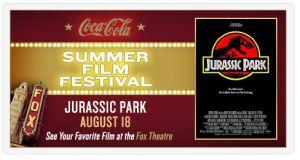 Coca Cola Summer Film Festival