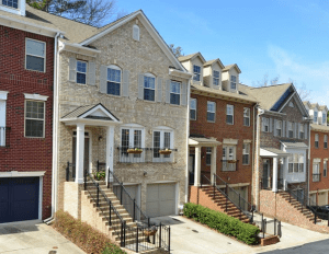 Brookhaven Townhomes For Sale