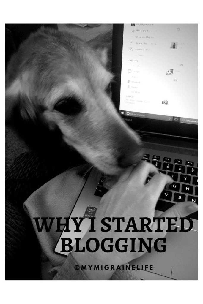 My migraine life blog