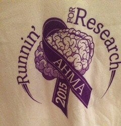 running for migraine research
