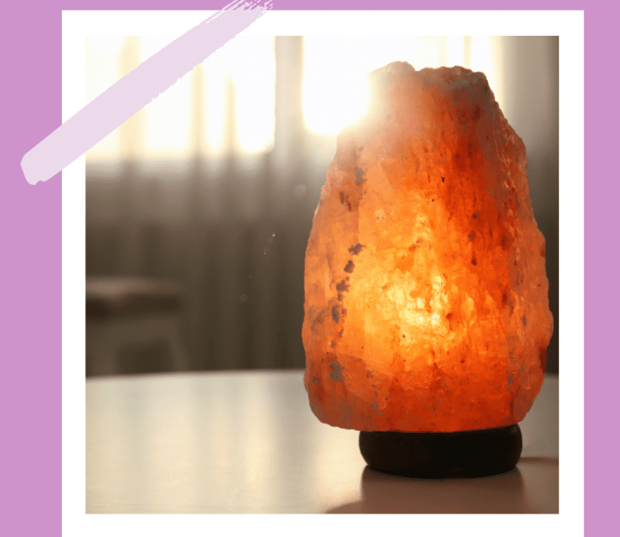 Himalayan salt lamp and migraine
