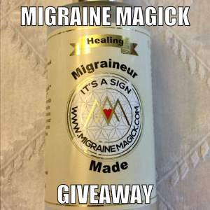 Migraine Magick giveways