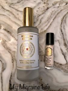 Migraine Magick relief giveaway