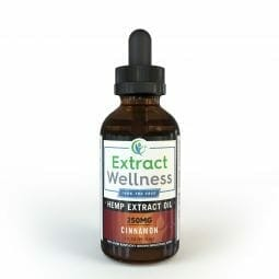 Extract Wellness Hemp Oil