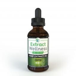 Extract wellness hemp oil gifts for migraine relief