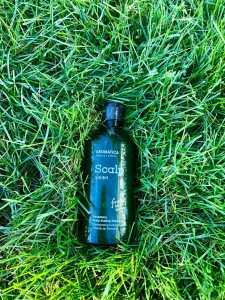 Aromatica scalp shampoo