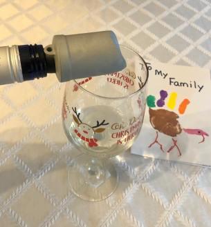 Pure Wine bottle filter