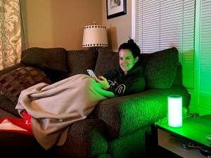 Allay lamp review green light and migraine