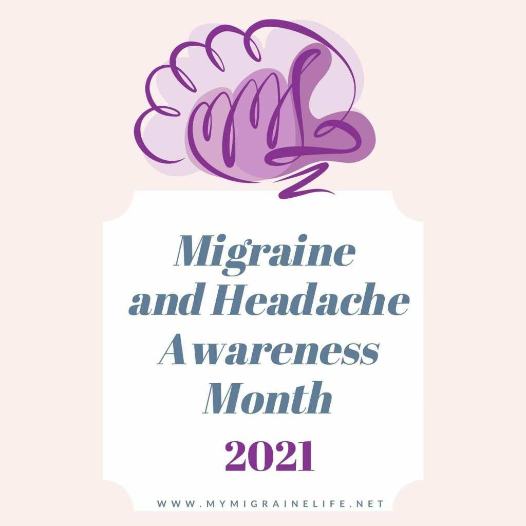 Migraine and headache awareness month
