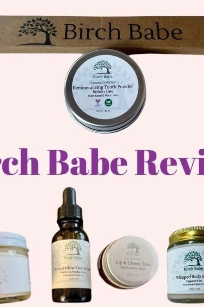 Birch Babe Natural Products