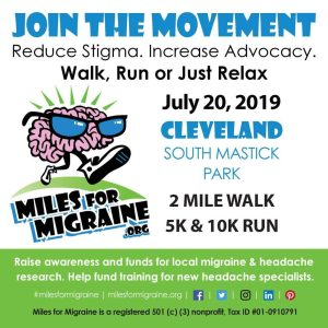 Miles for Migraine 2019