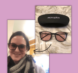 Photophobia Glasses