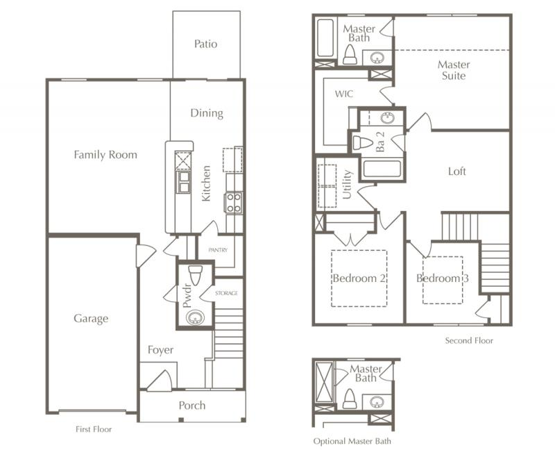 floor plans for families