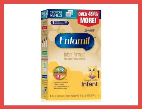 Enfamil Infant Formula