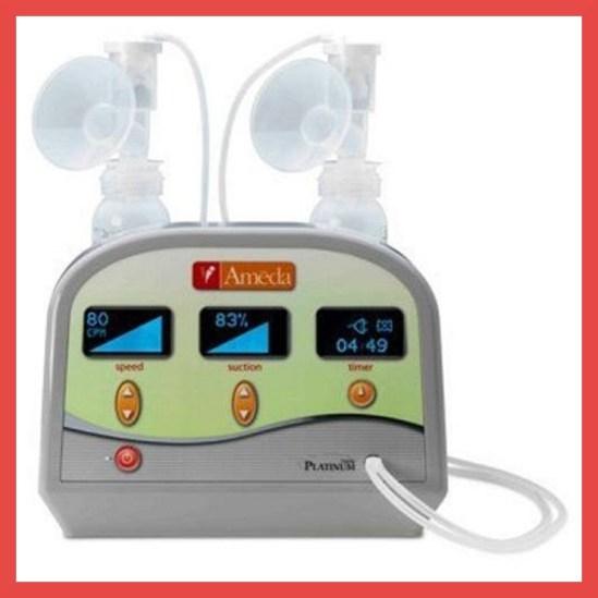 Ameda Platinum Breast Pump Photo