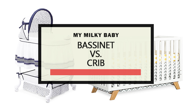 Bassinet vs Crib Which One is Better Header