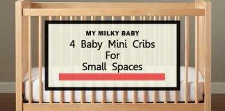 Best Mini Crib for Small Spaces Header