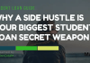 Side Hustle Pay Off Student Loans