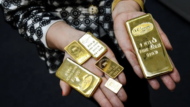 Value of Gold bars