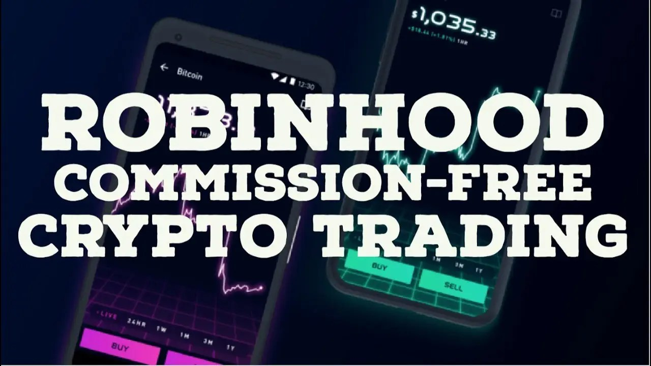 Try Robinhood App