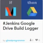 Jenkins Google Drive Build Loger