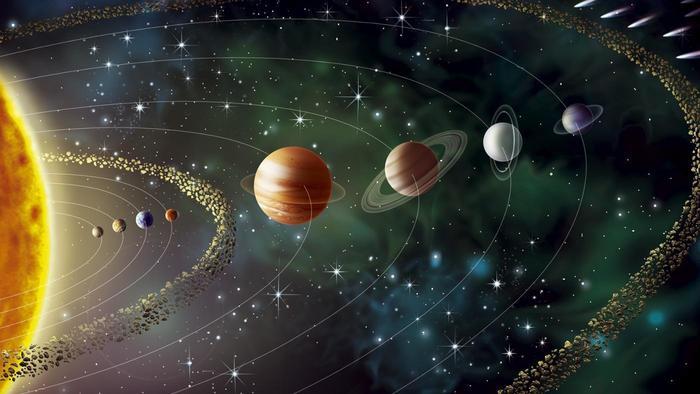 Ηλιακό Σύστημα: Ένα Εξελισσόμενο Κύτταρο του Σύμπαντος - MyMind.gr