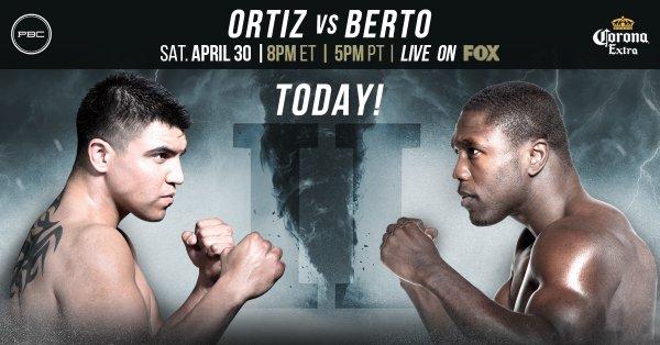Victor Ortiz vs Andre Berto II