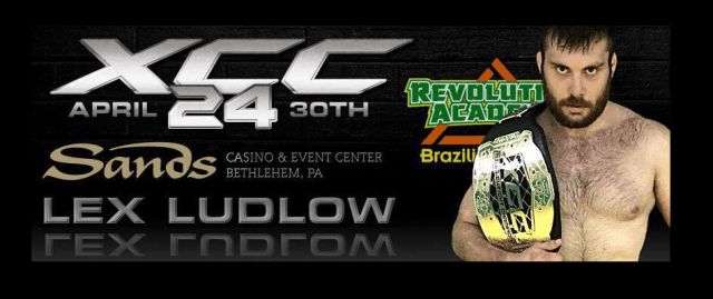 Lex Ludlow makes pro debut at XCC 24