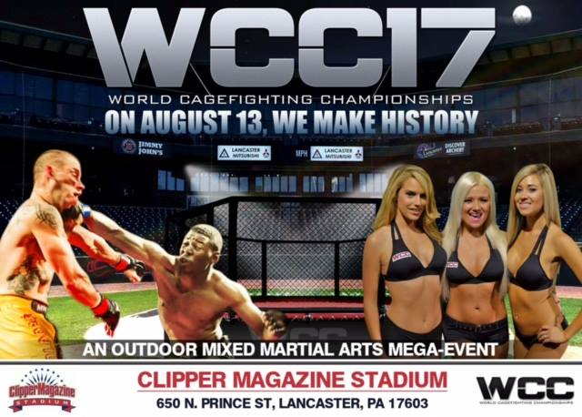 World Cagefighting Championships - WCC 17