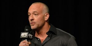 UFC in talks to sell to Chinese company