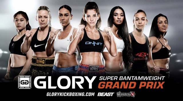 GLORY announces women's super bantamweight division