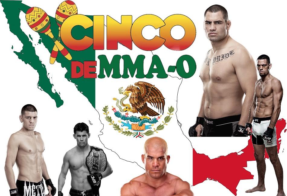 Cinco De MMA-O