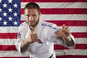 Travis Stevens - U.S. Olympic Judo Team