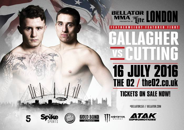 James Gallagher vs Mike Cutting