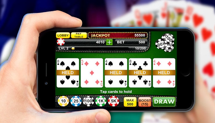 Mobile Video Poker Playing Strategy – Mobile Casinos USA