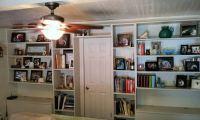 Mobile Home Living Room Remodel