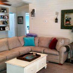 Mobile Home Living Room Design Ideas Urban Outfitters Remodel The Finale My Makeover Sofa View