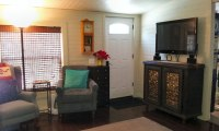 Mobile Home Living Room Remodel