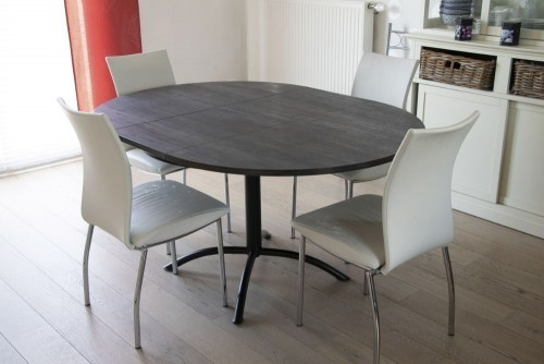 table ronde extensible occasion